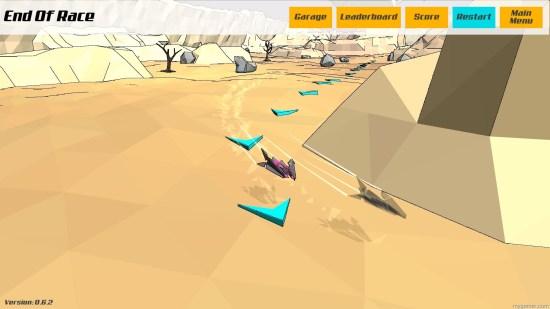 PolyRace-Taalon-Replay-TV 3D Racer PolyRace Coming to Steam March 24, 2016 3D Racer PolyRace Coming to Steam March 24, 2016 PolyRace Taalon Replay TV