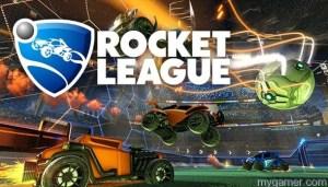 Rocket League banner