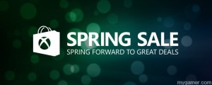 Xbox Live Spring Sale 2016
