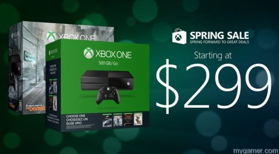 Xbox One 2016 springsalehero Xbox Spring Sale Starts March 20, 2016 - Console and Games Price Drops Xbox Spring Sale Starts March 20, 2016 – Console and Games Price Drops Xbox One 2016 springsalehero
