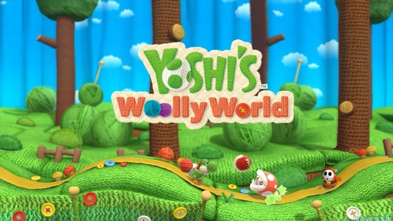 Yoshi's Woolly World Wii U Review Yoshi's Woolly World Wii U Review Yoshis Woolly World 02