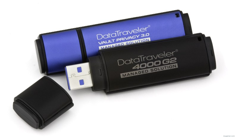 DataTraveler 4000G2 Solution DTVP30DM DT4000G2DM