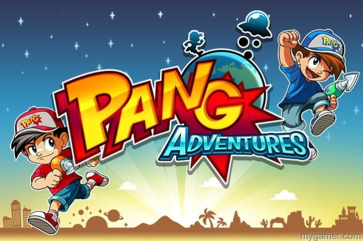 Pang Adventures is a new Buster Bros. And Is Available Now Pang Adventures is a New Buster Bros. And Is Available Now Pang Adventures banner