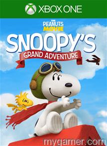Snoopys Grand Adv box