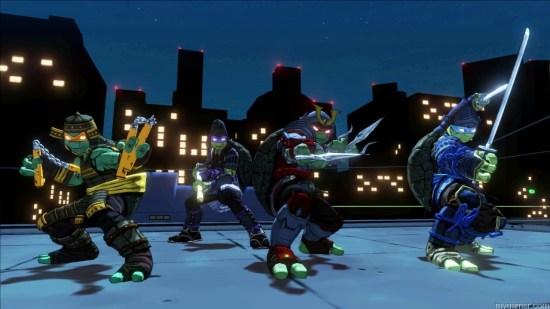 TMNT_Samurai_02 Pre-Order TMNT: Mutants in Manhattan To Get Free Cosmetic DLC Pre-Order TMNT: Mutants in Manhattan To Get Free Cosmetic DLC TMNT Samurai 02