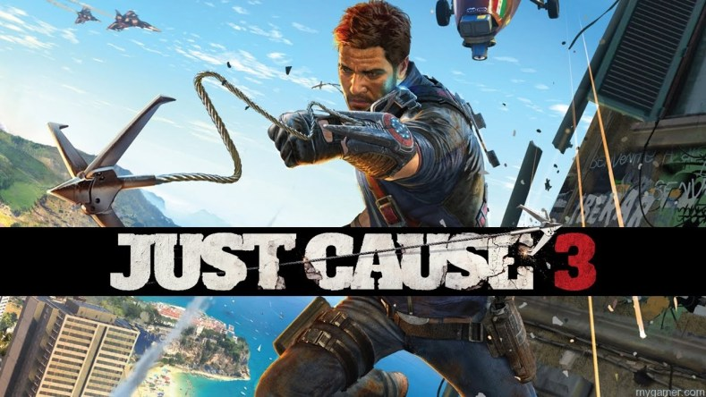 Mygamer Visual Cast Awesome Blast! Just Cause 3 Mygamer Visual Cast Awesome Blast! Just Cause 3 Just Cause 3