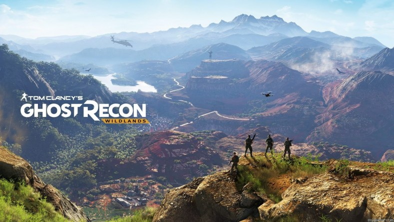 Ghost Recon: Wildlands Preview Ghost Recon: Wildlands Preview wildlands cover