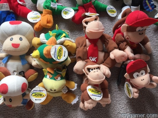 There were actually a lot of plushies to collect Retro Collectables – These BD&A Nintendo Plush Toys from 1997 Are Quite Valuable Retro Collectables – These BD&A Nintendo Plush Toys from 1997 Are Quite Valuable BDA Nintendo Plush Marios 2