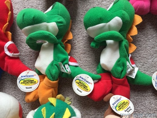 Not all Yoshis are created equal Retro Collectables – These BD&A Nintendo Plush Toys from 1997 Are Quite Valuable Retro Collectables – These BD&A Nintendo Plush Toys from 1997 Are Quite Valuable BDA Nintendo Plush YoshiSHoes