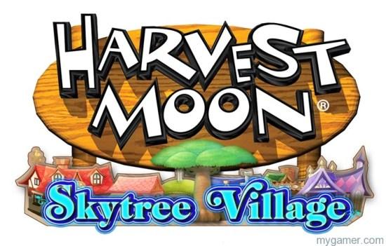 HMSkytreeVillageLogo Harvest Moon: Skytree Village Announced for 3DS Harvest Moon: Skytree Village Announced for 3DS HMSkytreeVillageLogo