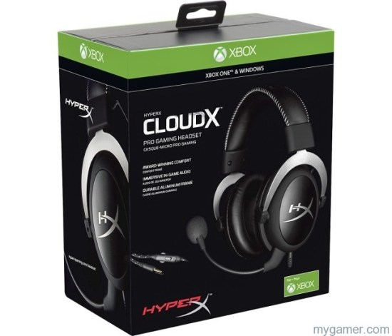HyperX Cloud X box Lots Of People Are Buying HyperX Headsets Lots Of People Are Buying HyperX Headsets HyperX Cloud X box