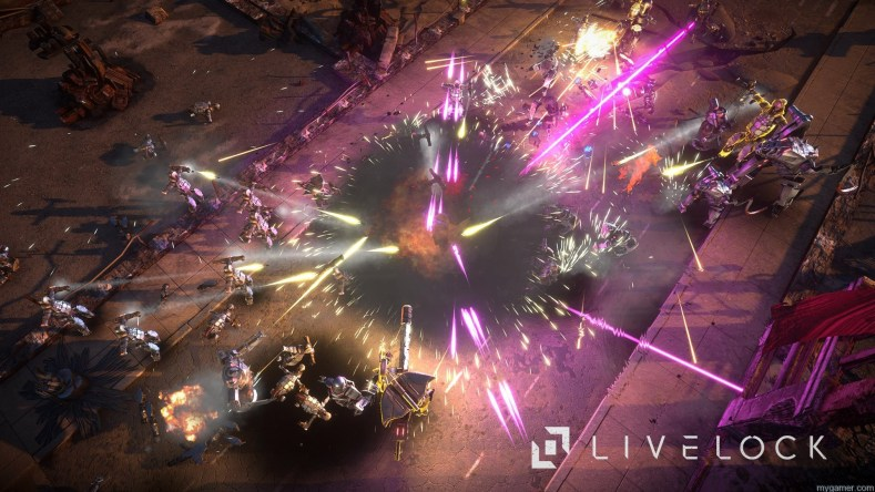 Co-Op Top Down Shooter Livelock Coming to Consoles in Aug Co-Op Top Down Shooter Livelock Coming to Consoles in Aug Livelock bann
