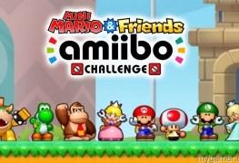 MyGamer Awesome Cast Visual Blast! Mini-Mario & Friends amiibo Challenge MyGamer Awesome Cast Visual Blast! Mini-Mario & Friends amiibo Challenge Mini Mario Friends amiibo Challenge