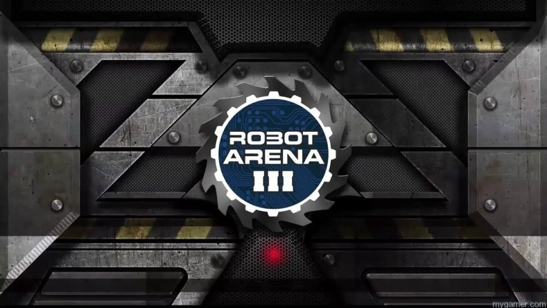 Robot Arena III Now Available on Steam Robot Arena III Now Available on Steam Robot Arean III banner