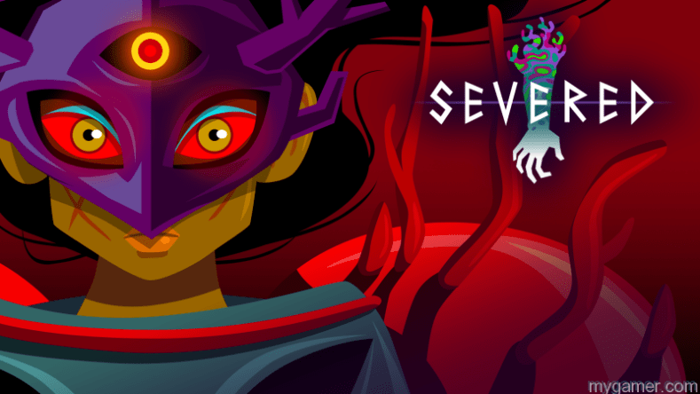 Severed Coming to Nintendo Platforms and iOS this Summer Severed Coming to Nintendo Platforms and iOS this Summer Severed Demo WrapUp Screen