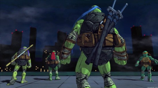 TMNT Mutans in Man backs TMNT: Mutants In Manhattan Xbox One Review TMNT: Mutants In Manhattan (Xbox One) Review With Live Stream TMNT Mutans in Man backs