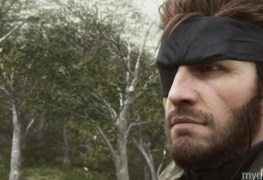 Konami Is Making a Metal Gear Solid 3 Pachinko Machine and the Trailer Is Beautiful Konami Is Making a Metal Gear Solid 3 Pachinko Machine and the Trailer Is Beautiful metal gear pachinko
