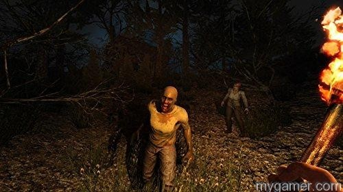 Did you know you had a lit torch in your pocket the whole time? I didn't.  7 Days To Die Xbox One Review 7 Days To Die Xbox One Review 7 Days to Die Xbox One o2s 51Ukb4e9TyL