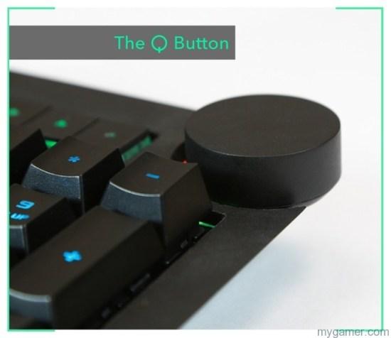Das Keyboard Q5 Qbutton