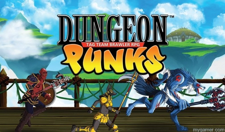 Dungeon Punks Out Now for X1 and PS4 With Vita and Steam Coming Soon Dungeon Punks Out Now for X1 and PS4 With Vita and Steam Coming Soon Dungeon Punks Banner