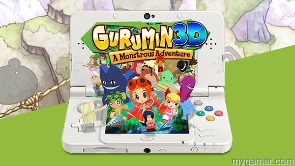 gurumin 3d: a monstrous adventure coming to 3ds this summer Gurumin 3D: A Monstrous Adventure Coming to 3DS This Summer Gurumin 3D Ann