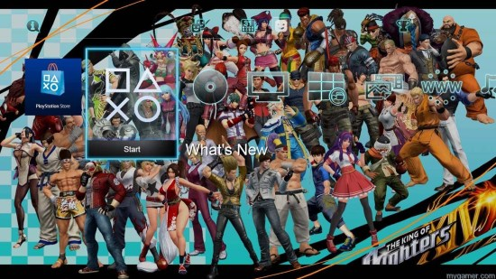 KOFXIV Theme THE KING OF FIGHTERS XIV Demo Hits on July 19 And Comes With Free PS4 Theme THE KING OF FIGHTERS XIV Demo Hits on July 19 And Comes With Free PS4 Theme KOFXIV Theme