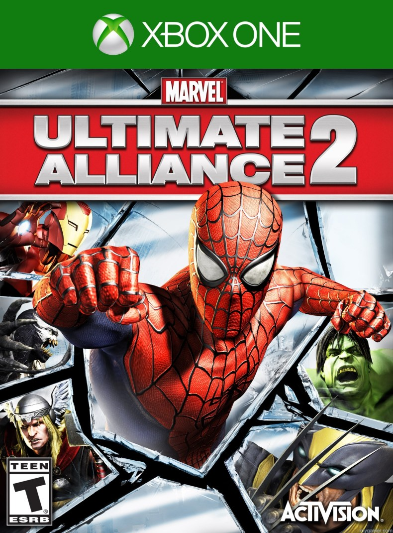 Both Marvel: Ultimate Alliance Games Are Now on PS4 and Xbox One Both Marvel: Ultimate Alliance Games Are Now on PS4 and Xbox One Marvel Ultimate Alliance 2 FOB X1