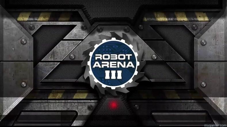 Robot Arena III (PC) Review Robot Arena III (PC) Review Robot Arena III banner