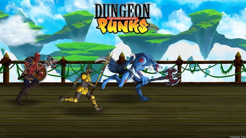 Dungeon Punks: Tag Team Brawler RPG Xbox One Review Dungeon Punks: Tag Team Brawler RPG Xbox One Review Dungeon PUnks Banner