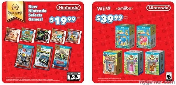 Nintendo selects amiibno Nintendo Announces New 3DS Mario Bundle, Next Wave of Selects, and New amiibo Game Bundles Nintendo Announces New 3DS Mario Bundle, Next Wave of Selects, and New amiibo Game Bundles Nintendo selects amiibno