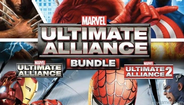 Marvel Ultimate Alliance Bundle Xbox One Review