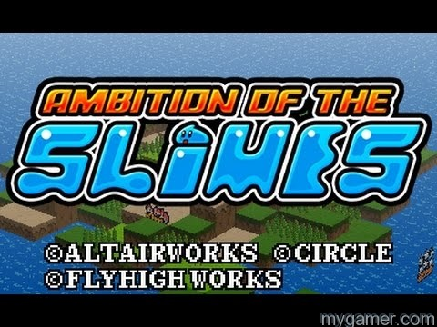 Ambition of the Slime 3DS eShop Review Ambition of the Slimes 3DS eShop Review Ambition of the Slimes banner