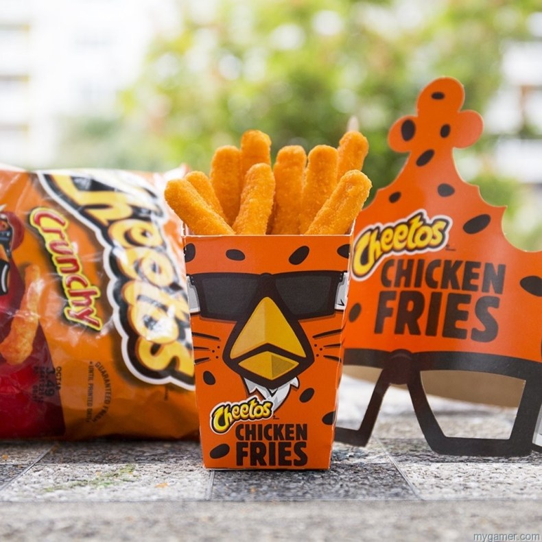 gamer's gullet – burger king cheetos chicken fries review Gamer's Gullet – Burger King Cheetos Chicken Fries Review BK Cheetos Fries Banner