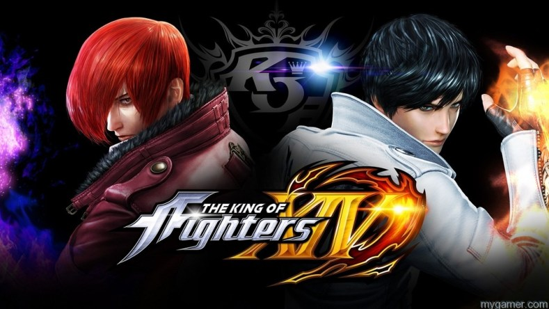Mygamer Visual Cast! The King of Fighters XIV Mygamer Visual Cast! The King of Fighters XIV King of Fighters XIV