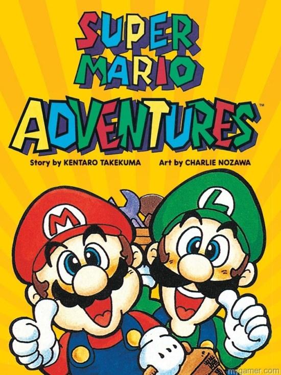 super-mario-adventures-graphic-novel-cover VIZ Media Is Reviving Super Mario Adventure Graphic Novel VIZ Media Is Reviving Super Mario Adventure Graphic Novel Super Mario Adventures graphic novel cover