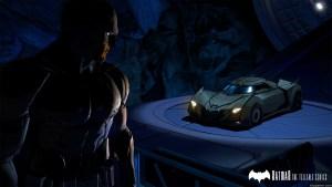batman telltale ep1 car