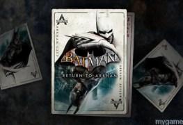 Batman: Return to Arkham Now Available Batman: Return to Arkham Now Available Batman Return Arkham Announce