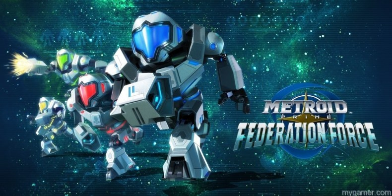 Metroid Prime Federation Force 3DS Review Metroid Prime Federation Force 3DS Review Metroid Prime Federation Force banner image