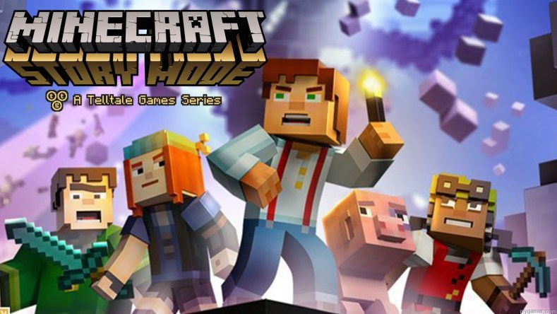 Minecraft Story Ep1