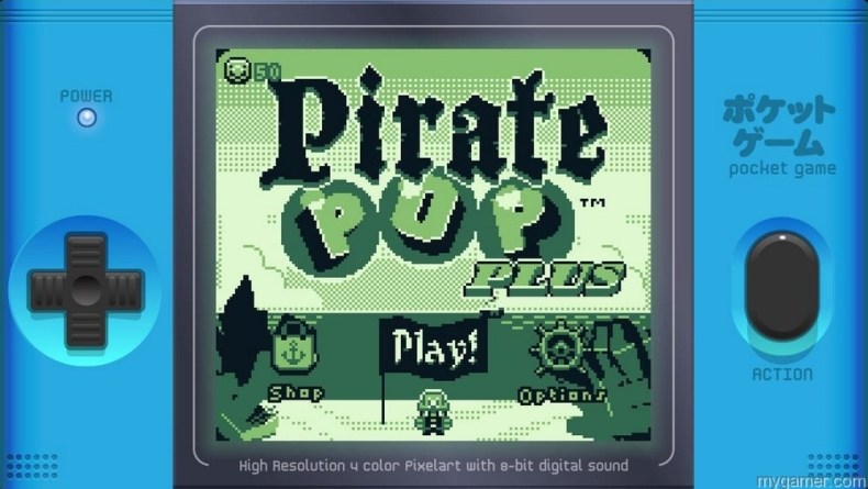 Pirate Pop Plus 3DS & Wii U eShop Review Pirate Pop Plus 3DS & Wii U eShop Review Pirate Pop Plus banner