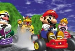 Mario Kart 64 and Castlevania Dracula X Hits Nintendo Virtual Console Mario Kart 64 and Castlevania Dracula X Hits Nintendo Virtual Console Mario Kart 64