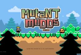 Mutant Mudds Deluxe banner