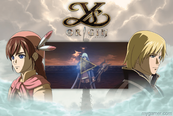 Ys Origin Being Revived for PS4 and Vita in 2017 Ys Origin Being Revived for PS4 and Vita in 2017 Ys Origin Banner