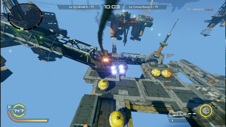 Strike Vector EX PS4 Review Strike Vector EX PS4 Review Strike Vector Gameplay 1