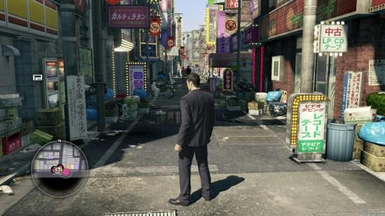 Yakuza 0 PS4 Review Yakuza 0 PS4 Review Yakuza 0 street