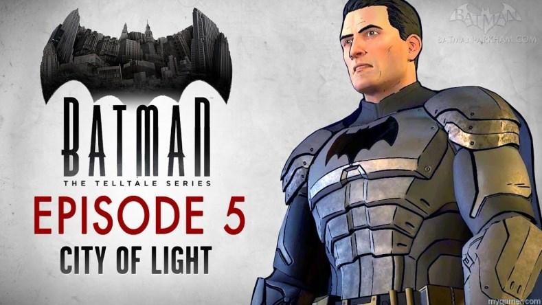 Batman: The Telltale Series - Episode 5 - City of Light Review Batman: The Telltale Series – Episode 5 – City of Light Review Batman Ep 5 Telltale banner