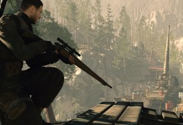 Sniper Elite 4 gameplay preview Sniper Elite 4 Preview Sniper Elite 4 Preview Sniper Elite 4 Cover Photo