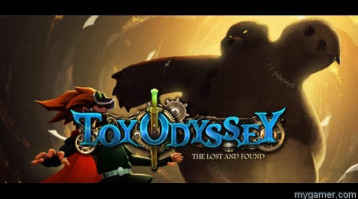Toy Odyssey: The Lost and Found Xbox One Review Toy Odyssey: The Lost and Found Xbox One Review toy odyssey the lost and found logo
