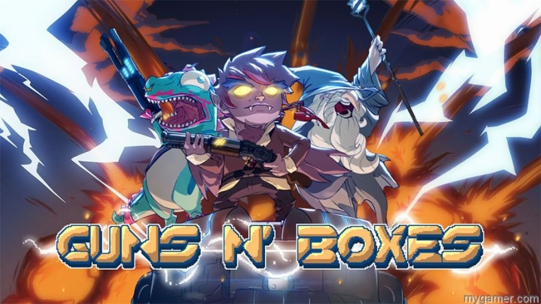 Guns N' Boxes PC Review Guns N' Boxes PC Review with Stream Guns and Box banners