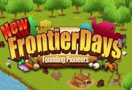 New Frontier Days banner